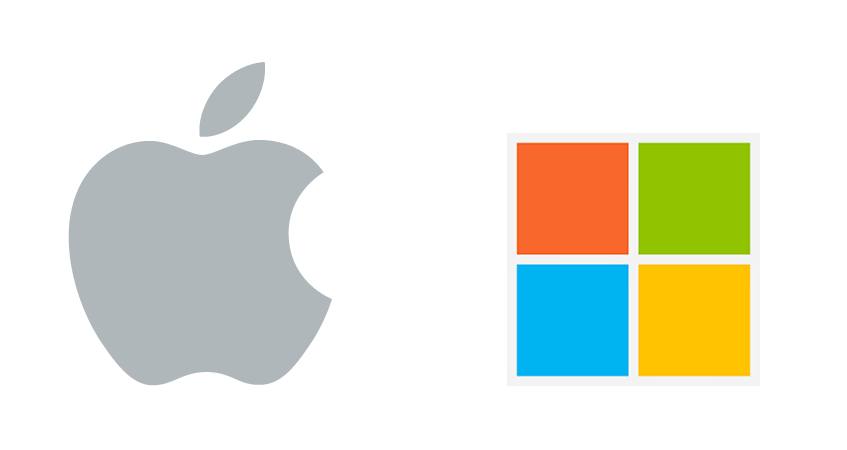 Apple and Microsoft IT Support