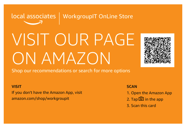 Please shop at Local Associates on Amazon